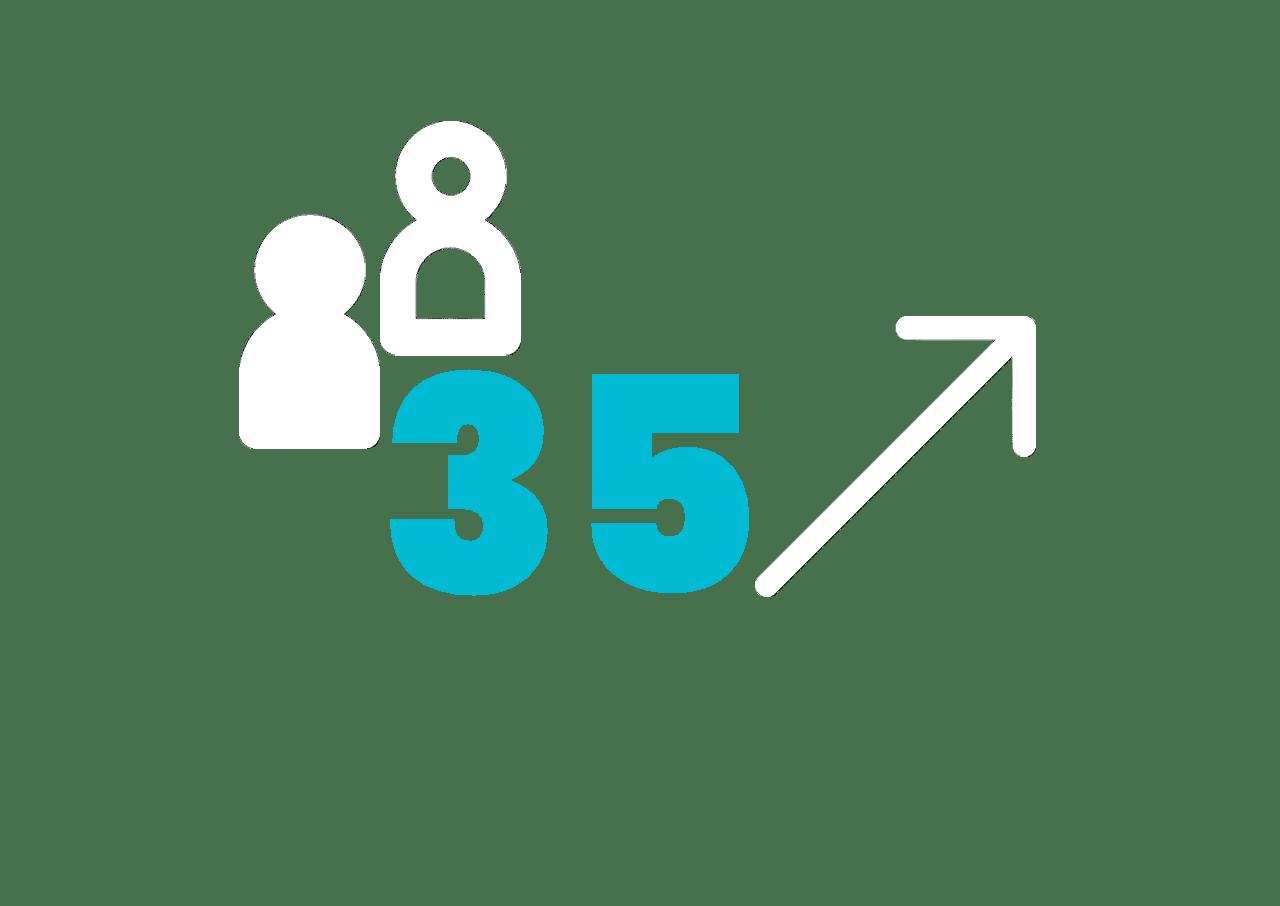35 collaborateurs chez Effixio conseil informatique